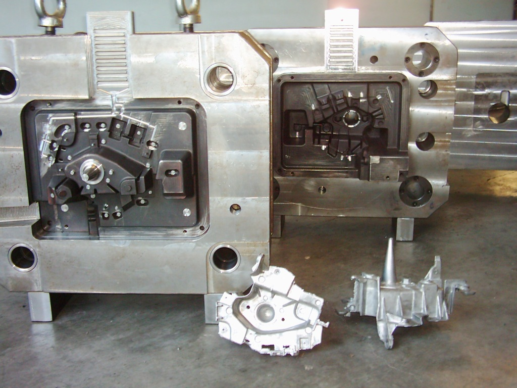 die casting Every project is unique, which is why we offer multiple solutions to your die casting needs learn about our hot and cold-chamber die casting processes.